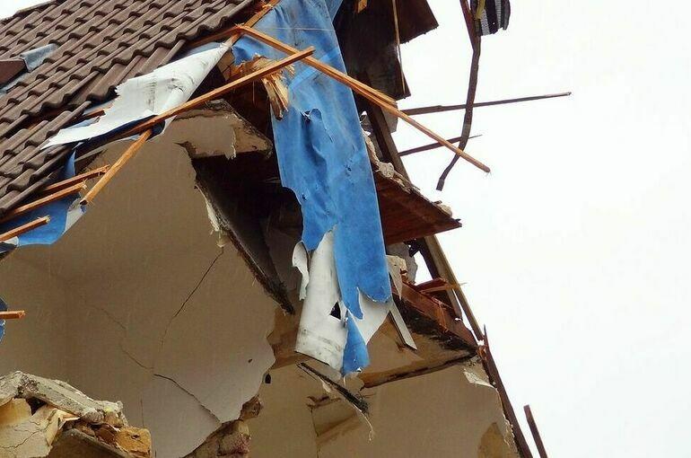 При взрыве газа в Нижнем Новгороде оказались повреждены две квартиры
