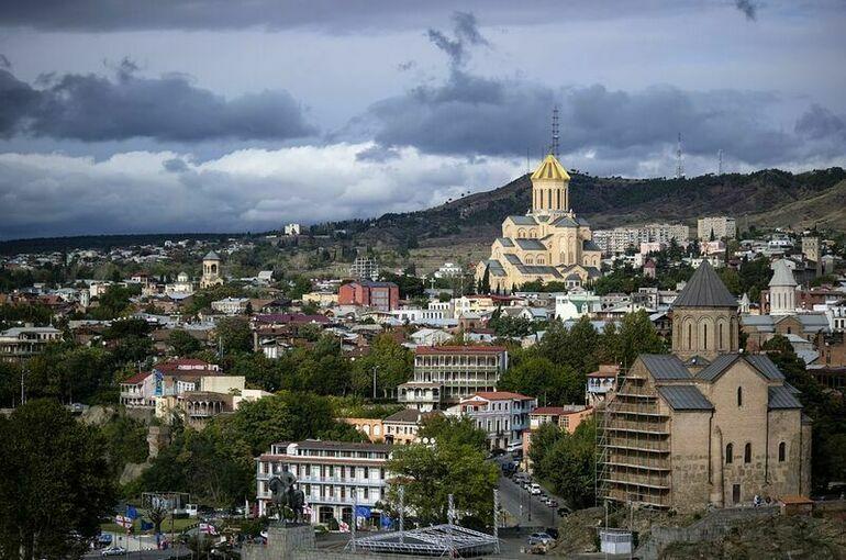 На выборах мэра Тбилиси ожидается второй тур