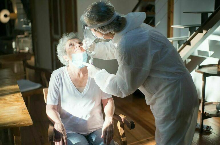 Эксперт: распознать COVID-19 или грипп при лёгком течении «на глаз» невозможно