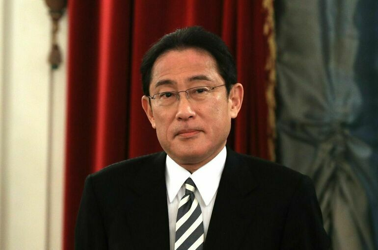 Фумио Кисида избран премьер-министром Японии