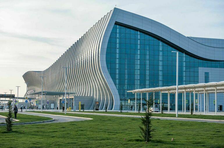 Аэропорт Симферополя впервые обслужил шесть миллионов пассажиров за год