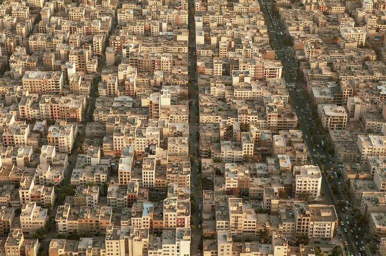Землетрясение магнитудой 5,8 произошло в центральной части Ирана