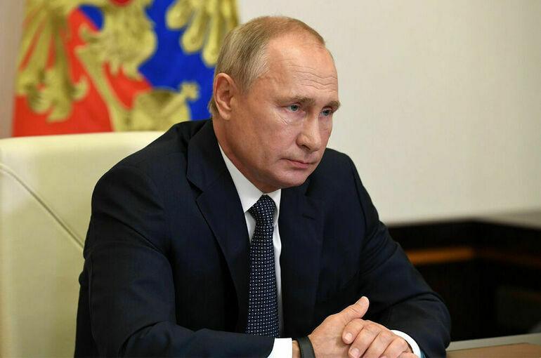 Путин назначил Александра Авдеева врио главы Владимирской области
