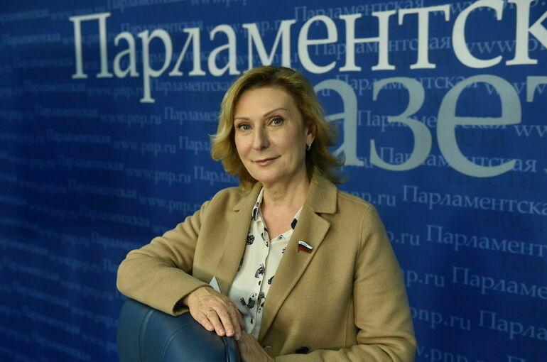 Святенко рассказала о мероприятиях региональной недели Евразийского женского форума