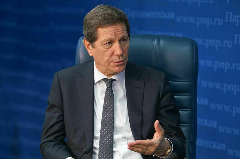 Жуков избран руководителем рабочей группы по подготовке первого заседания Госдумы VIII созыва