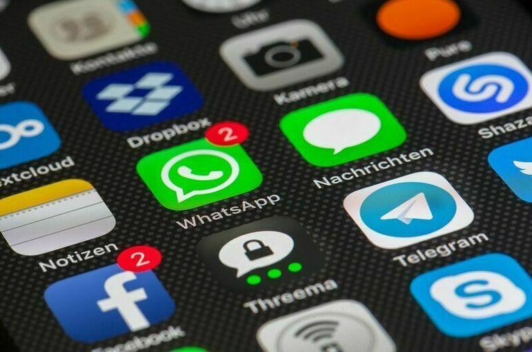 В работе соцсетей и мессенджеров произошел глобальный сбой