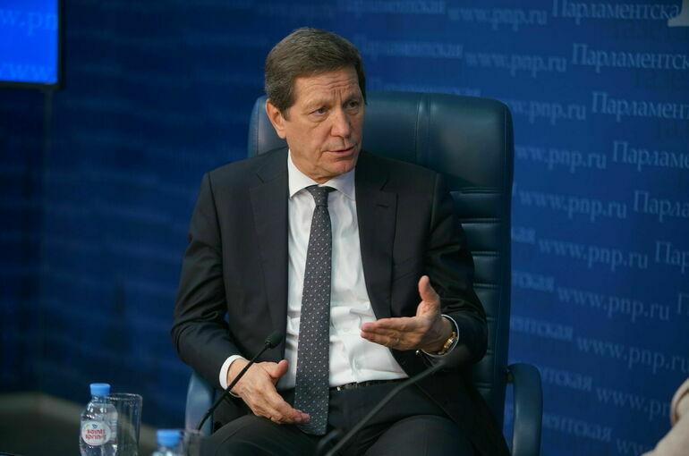 Жуков рассказал, каким будет график работы Госдумы VIII созыва