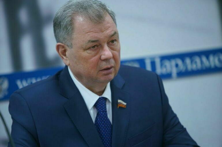 Артамонов рассказал, какие инициативы Совфеда найдут место в бюджете следующей трехлетки