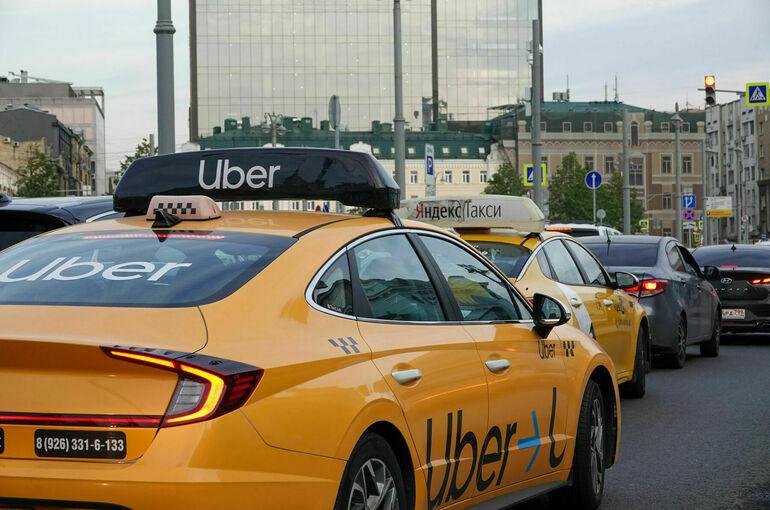 Иностранным агрегаторам такси предложат рассказывать о работе с данными пассажиров