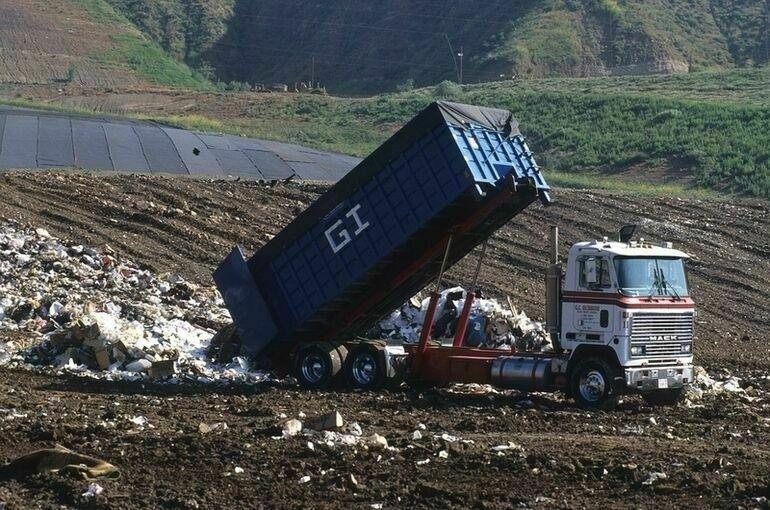 Учет мусора предложили вести в интернете