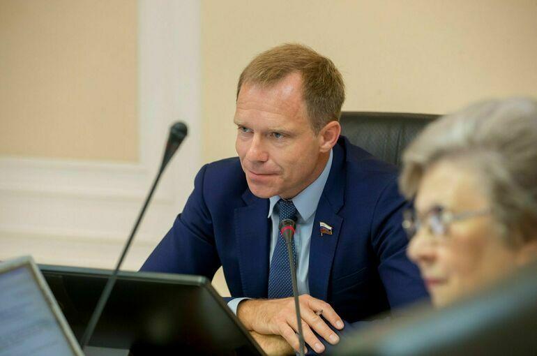 Совет Федерации переизбрал Андрея Кутепова главой Комитета по экономической политике