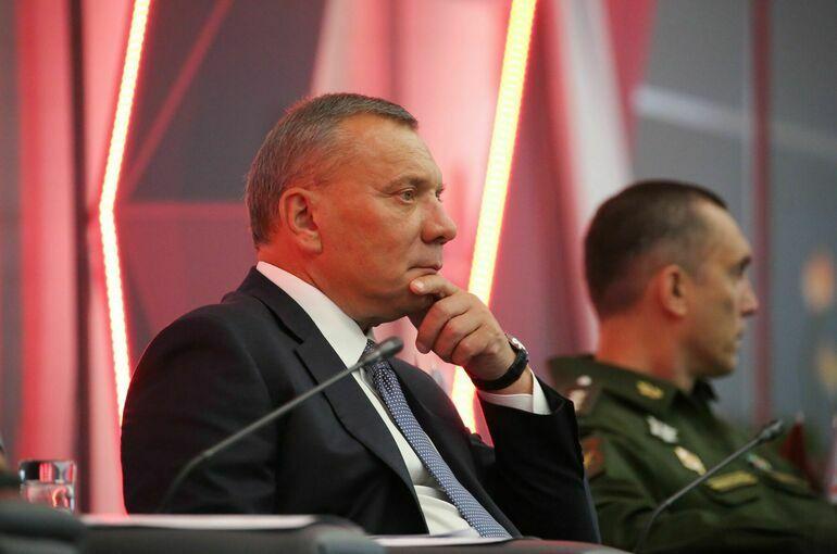 Вице-премьер Борисов расскажет в Совфеде о развитии оборонно-промышленного комплекса