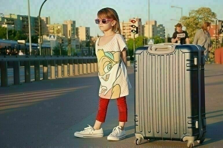 МВД обновило правила выезда детей за границу