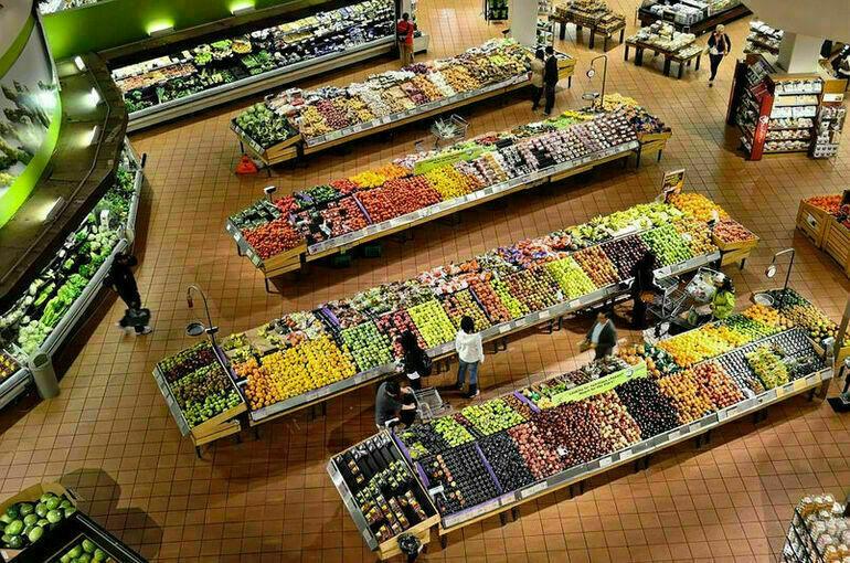 Росстат зафиксировал рост цен на овощи и фрукты