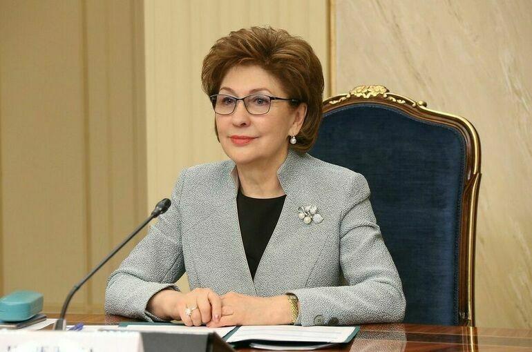 Карелова: Евразийский женский форум не имеет явной гендерной принадлежности