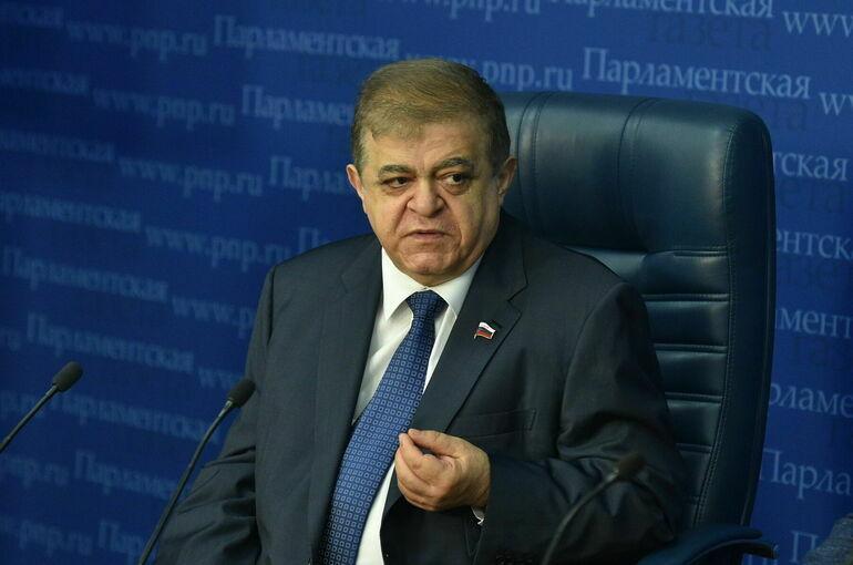 Джабаров оценил перспективы транзита газа через Украину