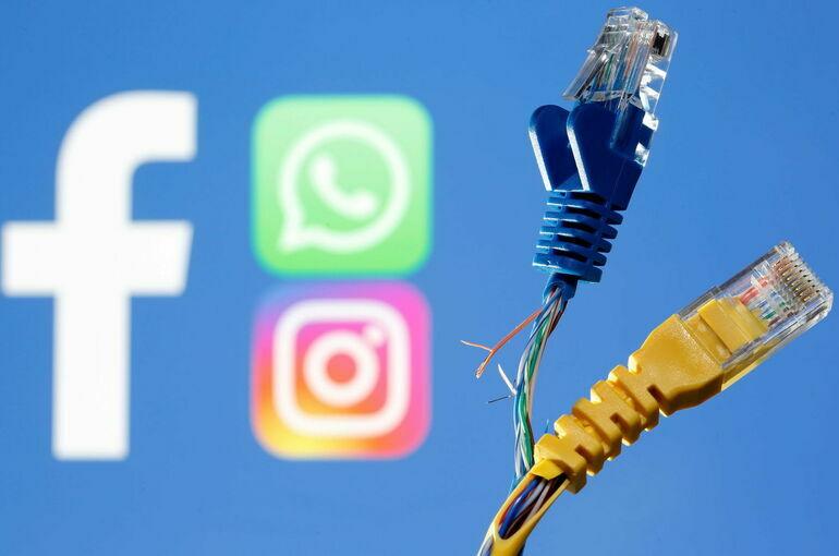 Что делать, если отключили соцсеть