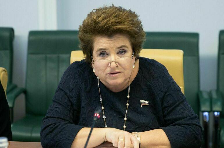 Любовь Глебова: Многие страны хотели бы перенять опыт российских НКО