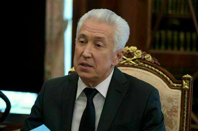 Васильев возглавил фракцию «Единая Россия» в Госдуме