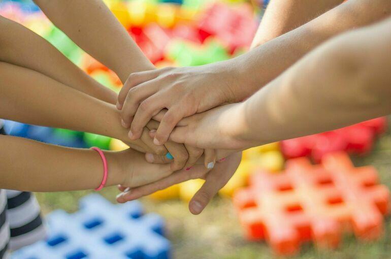 Глебова: детская дипломатия помогает предотвращать настоящие войны
