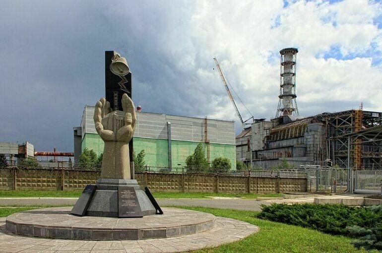В Госдуму внесен проект о соцподдержке пострадавших от аварии на Чернобыльской АЭС