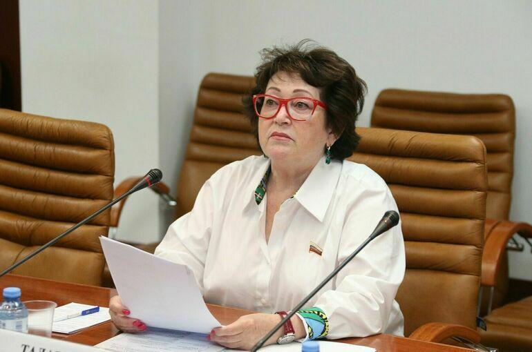 Людмила Талабаева продолжит представлять Приморье в Совете Федерации