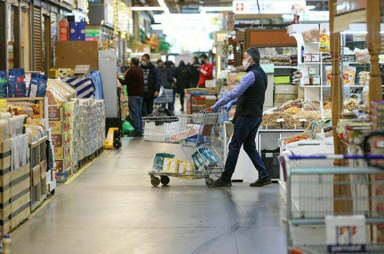 Оптовая торговля продуктами питания будет организована по новым правилам