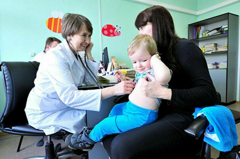 Детям прописали дополнительные прививки от полиомиелита