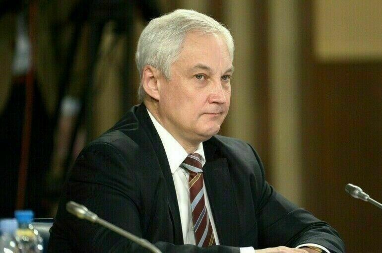 Белоусов: инфляция в России к концу года не превысит 7%