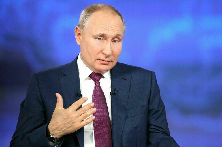 Путин: аграрный сектор стал одним из флагманов российской экономики