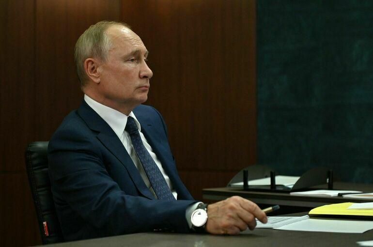 Путин проведёт совещание о научно-техническом обеспечении развития АПК 11 октября
