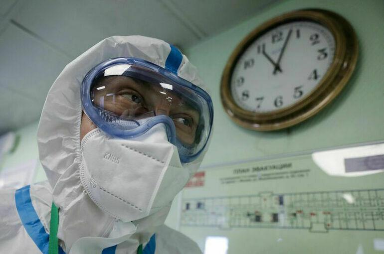 В Крыму зафиксирован новый антирекорд по числу заразившихся COVID-19