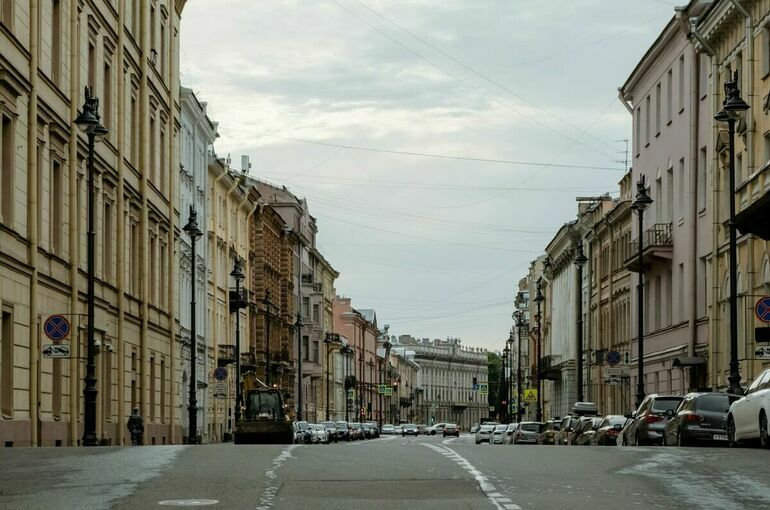 Синоптик рассказал о погоде в Петербурге на неделю