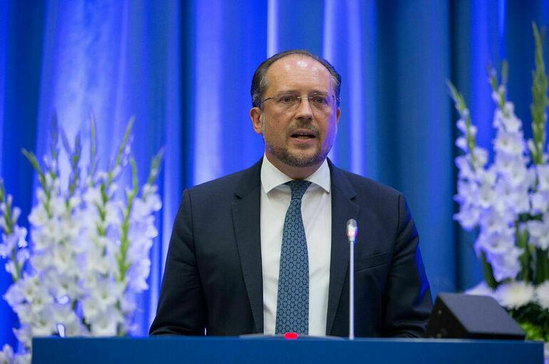 Новый канцлер Австрии Шалленберг принял присягу