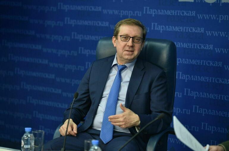 Сенатор расскажет о программе поддержки российских садоводов