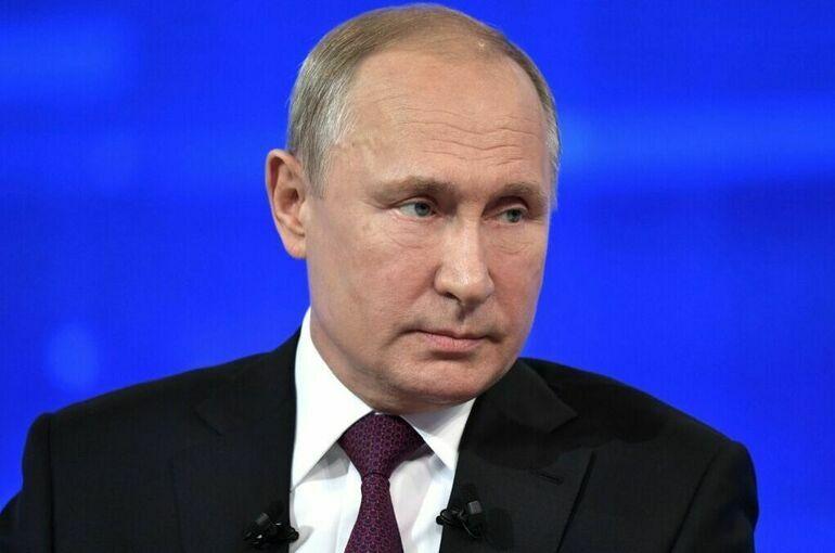 Президент поручил Правительству представить предложения по соцподдержке граждан