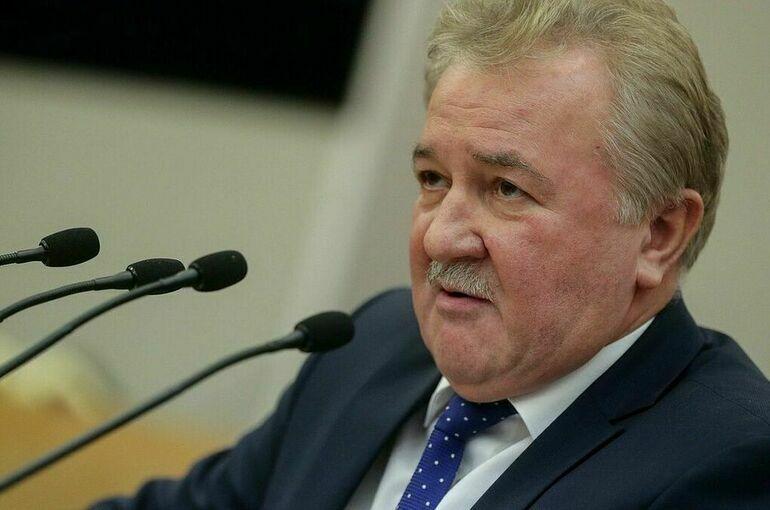 Москвичёв: в 2022 году на развитие дорожной сети планируют выделить более 340 млрд рублей
