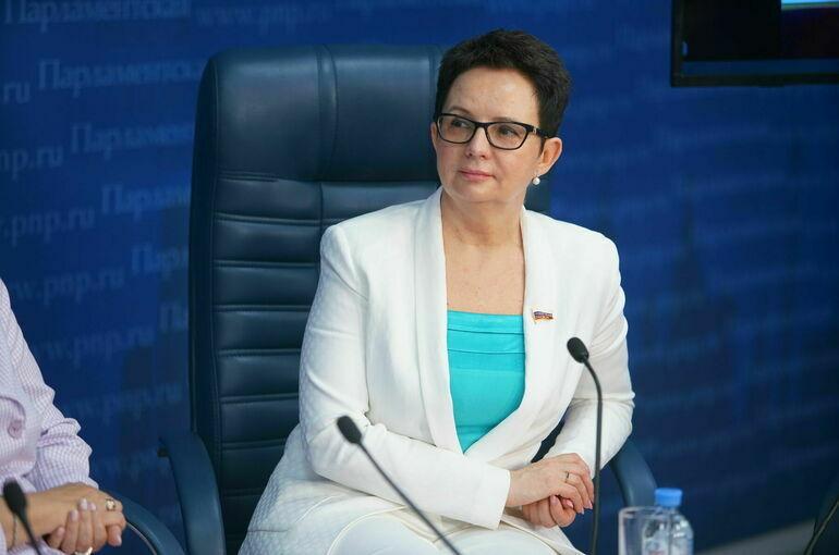 Секретариат председателя Госдумы возглавила Савастьянова