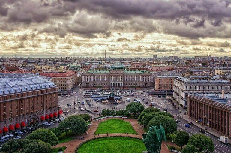 Петербург освобождается от дефицита 2021 года