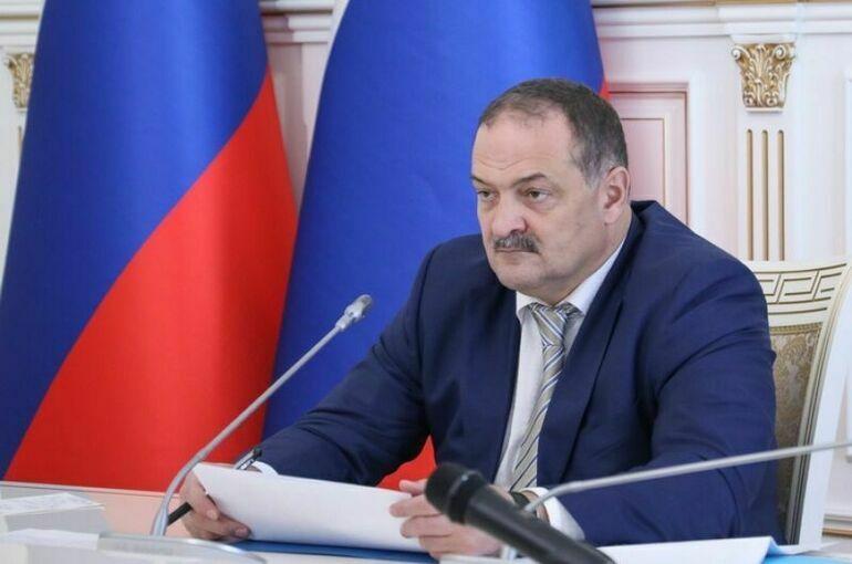 Меликов избран главой Дагестана