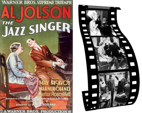 Американский «Певец джаза» открыл новую эру мирового кинематографа