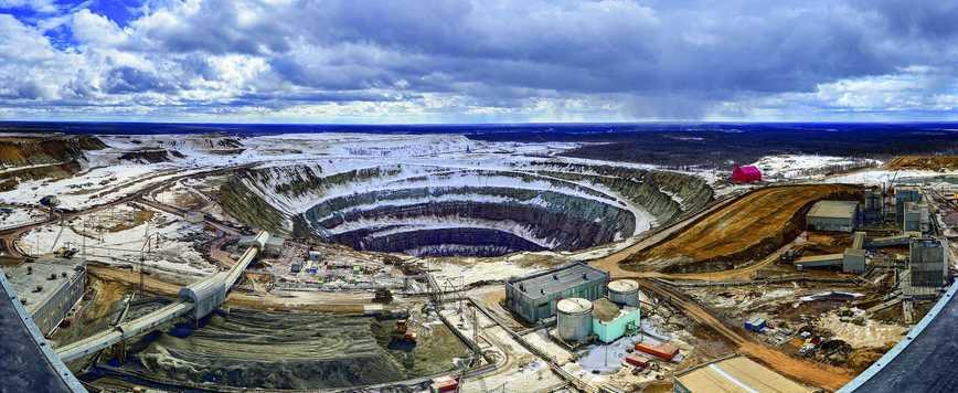 Алмазодобывающий рудник «Мир» в Якутии после аварии 4 августа вышел из строя с неясной перспективой