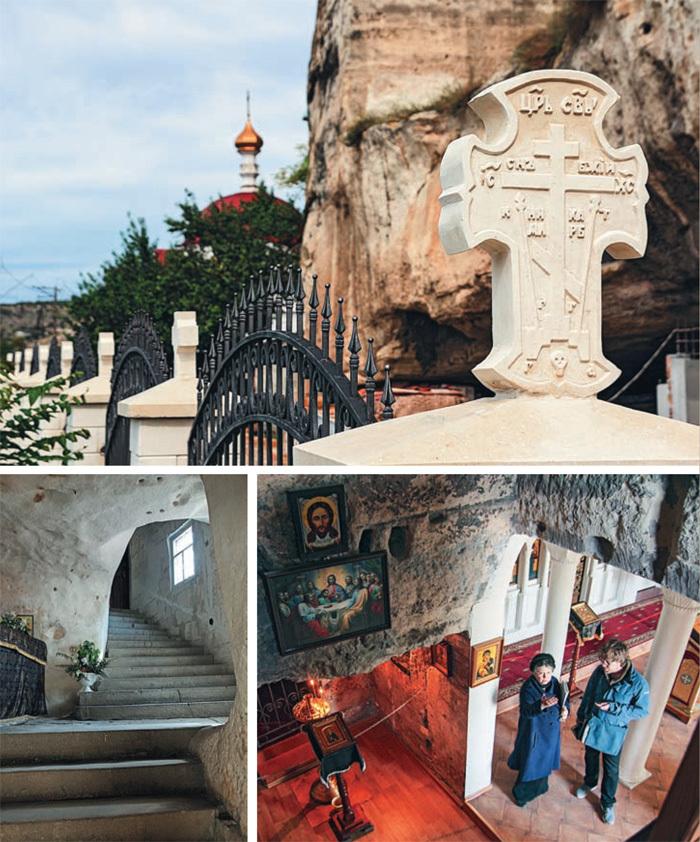Первый действующий храм в Крыму