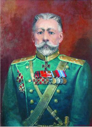 Григорий Григорьевич Мокасей Шибинский