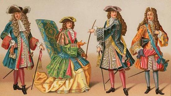 Европейский костюм