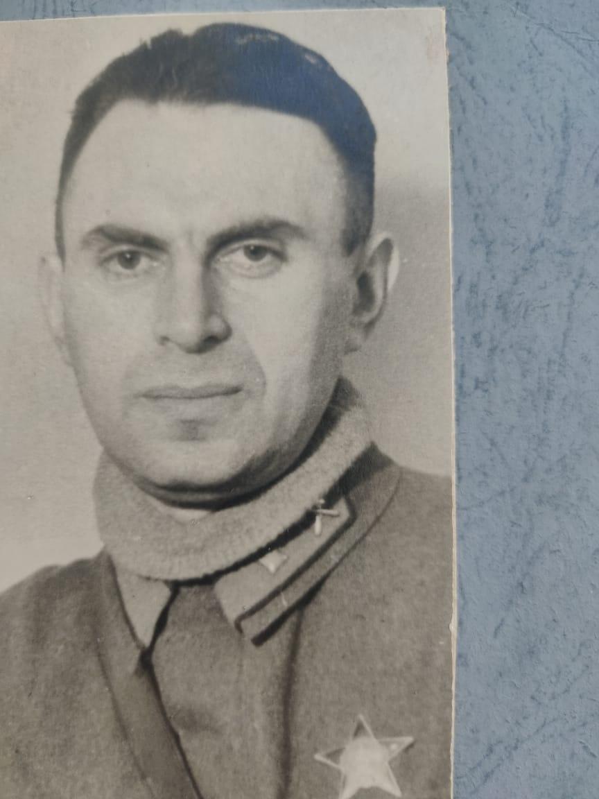 Борис Шелищ, декабрь 1941-го